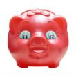 パリの恋人の豚貯金箱(돼지저금통)